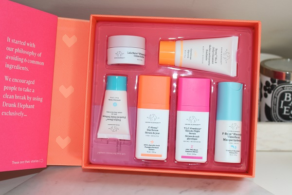 Drunk Elephant Bare With Us The Love Kit