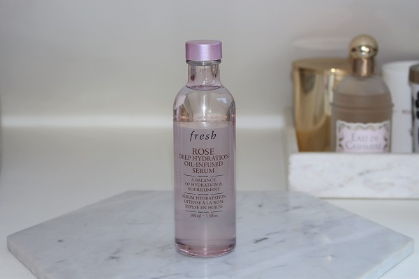 Fresh Rose Deep Hydration Oil Infused Serum