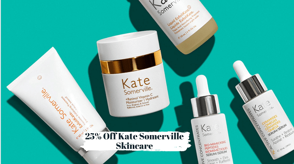 Kate Somerville Friends & Family Event - Exclusive 25% Off
