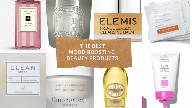 Top Beauty Products to Improve your Mood During Lockdown
