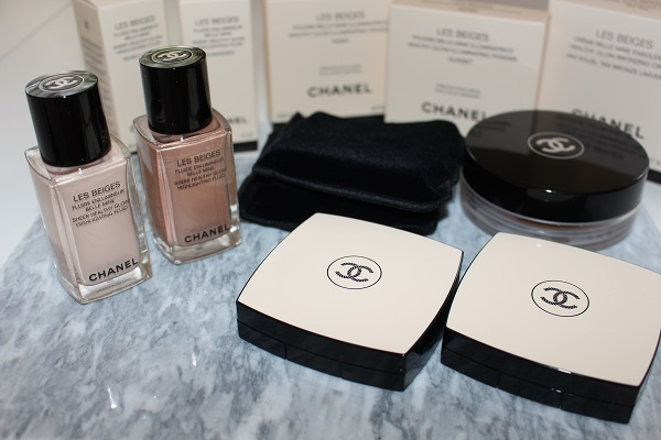 Chanel Les Beiges Summer 2020