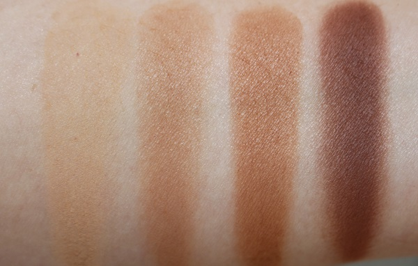 Charlotte Tilbury Airbrush Bronzer Swatches - ALL SHADES