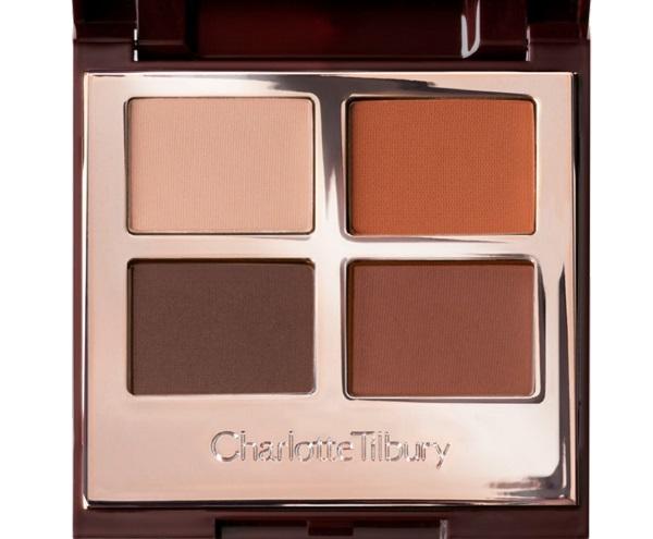 Charlotte Tilbury Luxury Palette of Mattes Desert Haze