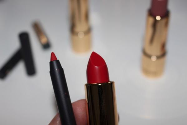 Lagos Lip Liner & Lipstick
