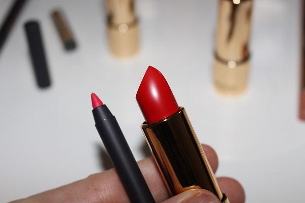 Libreville Lip Liner & Lipstick
