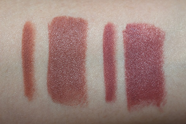 Lira & Mozambique Lip Liner & Lipstick