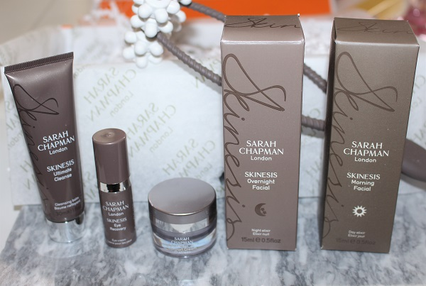 LOOKFANTASTIC Beauty Box - Sarah Chapman Edition