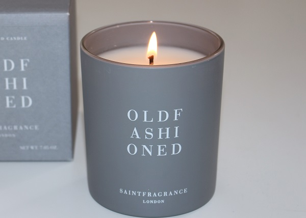 Saint Fragrance Old Fashioned Candle