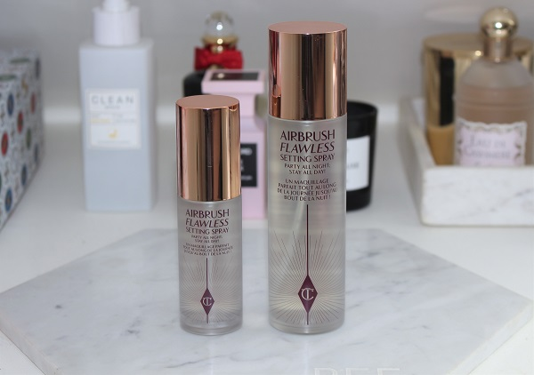 Charlotte Tilbury Airbrush Flawless Setting Spray - Travel Size & Full Size