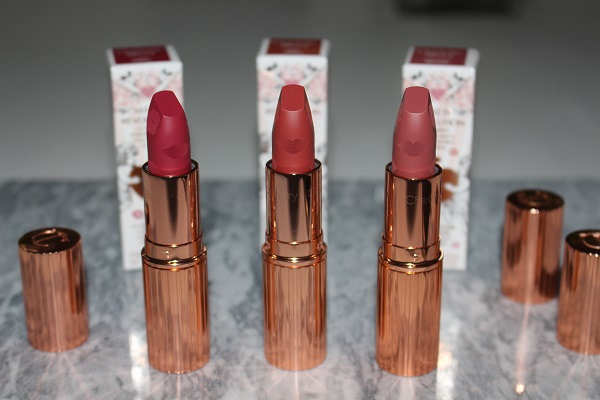 Charlotte Tilbury Love Filter Lipstick Bridal Collection