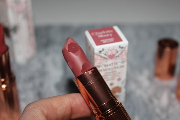 Charlotte Tilbury Love Filter Lipstick Wedding Belles