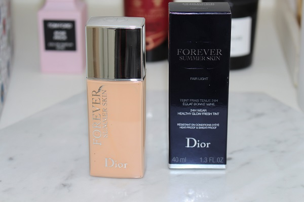 Dior Forever Summer Skin Foundation