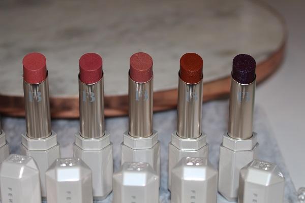 Fenty Beauty Slip Shine Sheer Shiny Lipstick