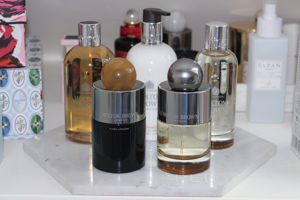Molton Brown Flora Luminare Collection