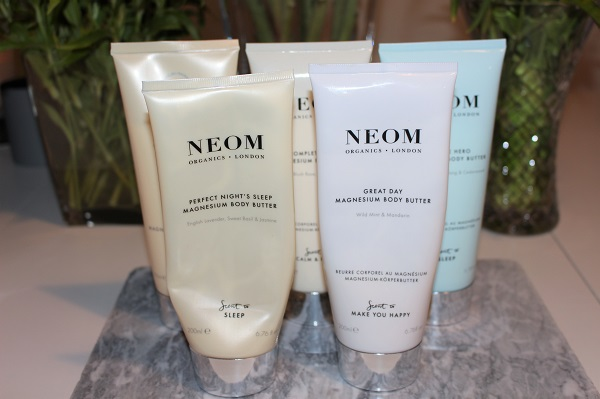 Neom Magnesium Body Butter Collection