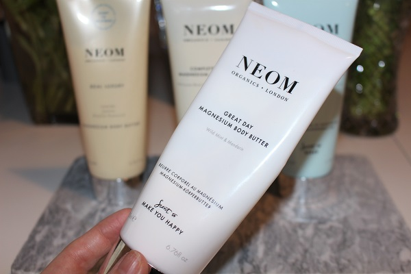 Neom Magnesium Body Butter Great Day