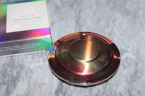 BECCA Own Your Light Shimmering Skin Perfector Highlighter