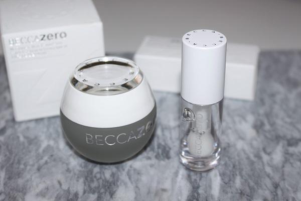 BECCA Zero No Pigment Virtual Foundation & Glass Highlighter