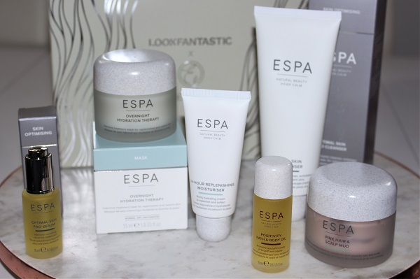 LOOKFANTASTIC Beauty Box - ESPA Edition