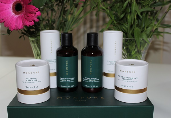Monpure Scalp Care Collection
