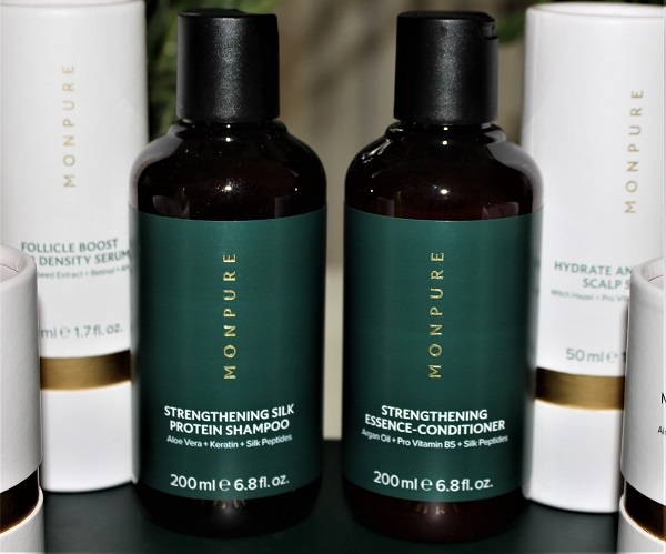 Monpure scalp care Shampoo & Conditioner