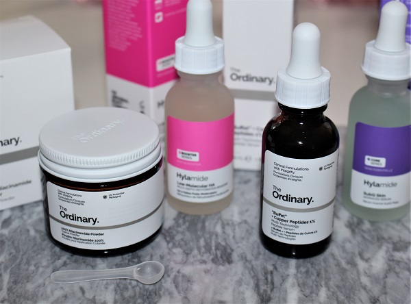 What to mix The Ordinary 100% Niacinamide Powder with