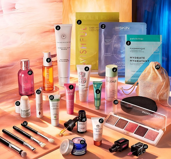 Cult Beauty Goody Bag August 2020 - The Buyers Edit