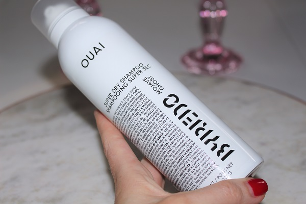 OUAI x BYREDO Super Dry Shampoo