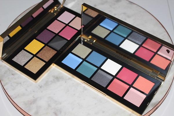 YSL Couture Colour Clutch Eyeshadow Palettes - Paris & Marrakech