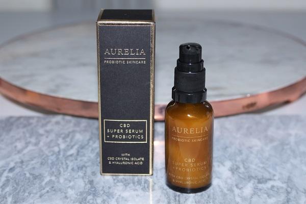 Aurelia CBD Super Serum + Probiotics