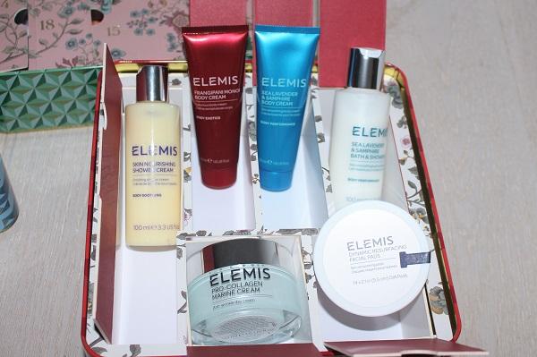 ELEMIS No25. Beauty Advent Calendar 2021