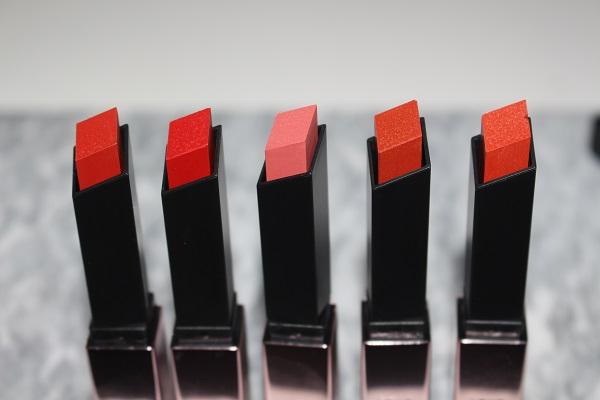 YSL Slim Glow Matte Lipstick - Rouge Pur Couture