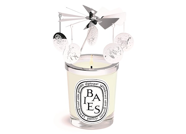 Diptyque Holiday 2020 Carousel