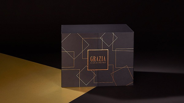GLOSSYBOX x Grazia Beauty Advent Calendar