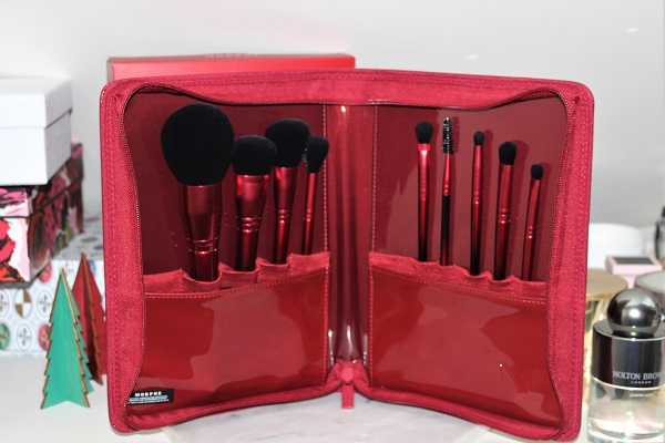 Best Christmas Makeup Brush Sets 2020 Morphe Royal Sweep 9-Piece Brush Collection