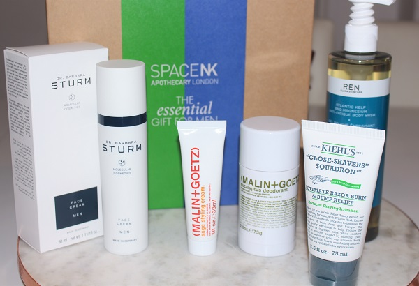 Space NK Christmas Box - Essential Gift for Men