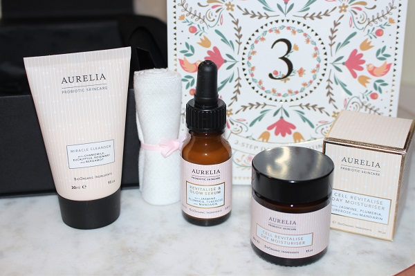 Aurelia Skincare Black Friday 2020 - Christmas Gifting
