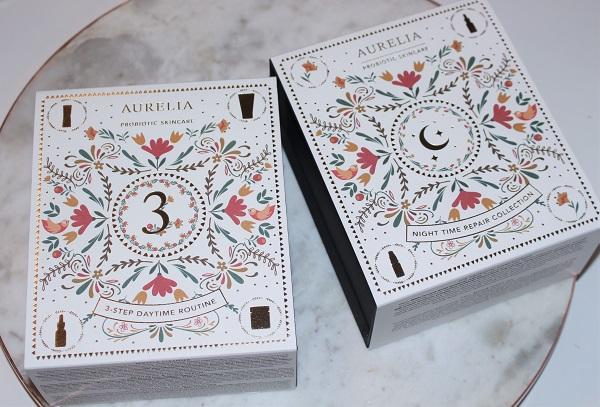 Aurelia Skincare Black Friday 2020 - Christmas Gifting Collection
