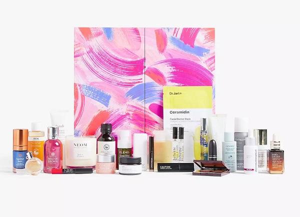 John Lewis Beauty Advent Calendar 2021