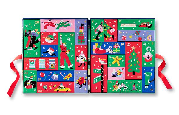 Kiehl's Advent Calendar 2021