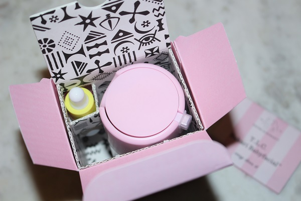 Drunk Elephant TLC Sakuri Babyfacial UK in the box