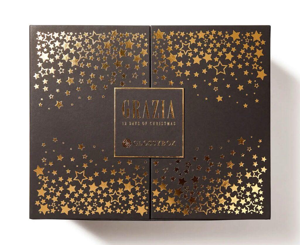 GLOSSYBOX x Grazia Beauty Advent Calendar 2021