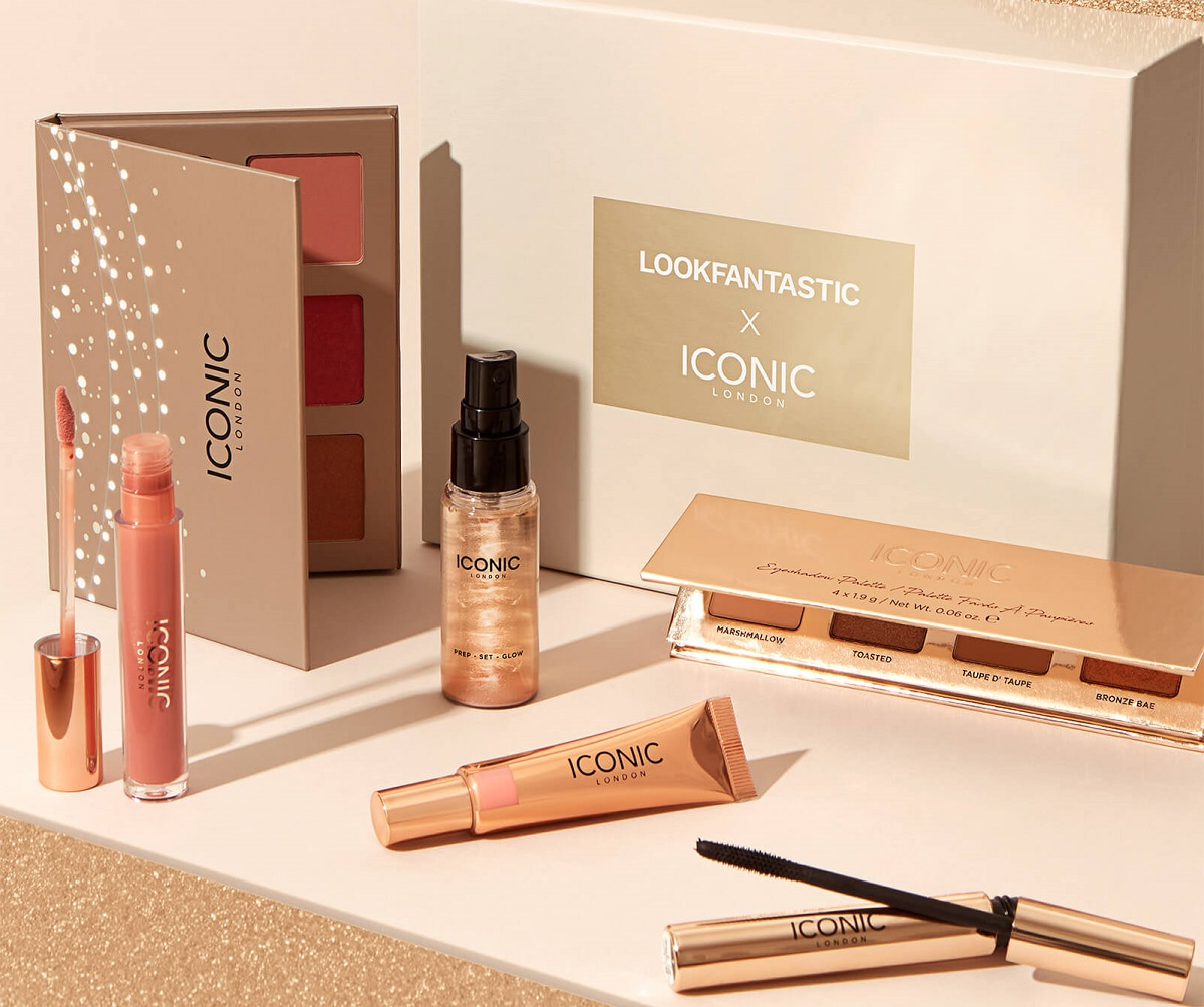 LOOKFANTASTIC Beauty Box – Iconic London Limited Edition
