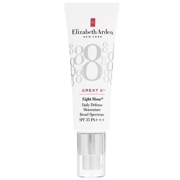 Elizabeth Arden Great 8 - best face SPF skincare products