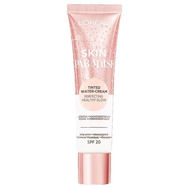 Best Makeup 2021 - L'Oreal Paris Skin Paradise Tinted Water-Cream