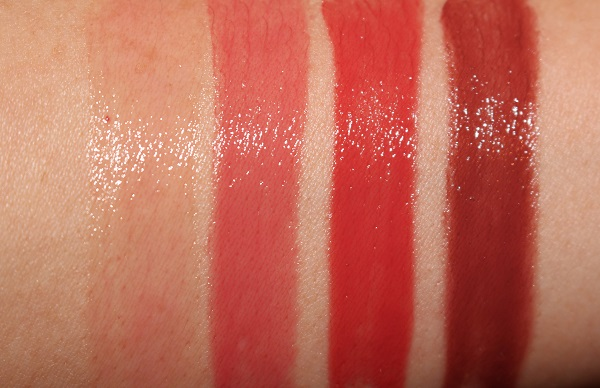Happikiss Swatches