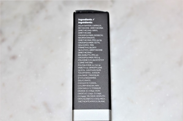 The Ordinary Concealer Ingredients