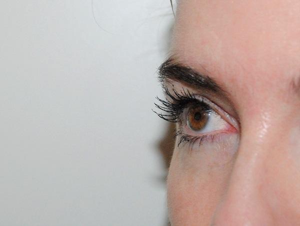 Victoria Beckham Future Lash on lashes