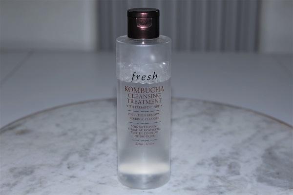 Fresh Kombucha Cleansing Treatment