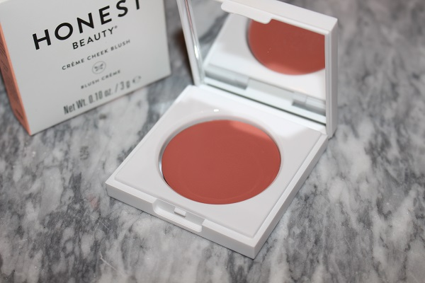 Honest Beauty Creme Cheek Blush - Rose Pink